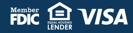Member FDIC Equal Housing Lender