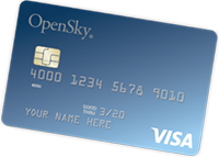 OpenSky Credit Card Image